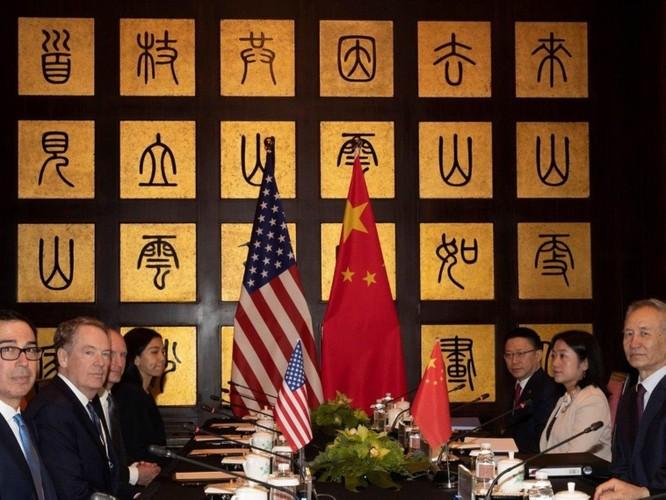 Đàm phán thương mại Trung – Mỹ vòng 12 kết thúc mà không đạt kết quả gì? ảnh 1