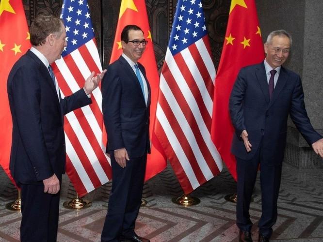 Đàm phán thương mại Trung – Mỹ vòng 12 kết thúc mà không đạt kết quả gì? ảnh 2
