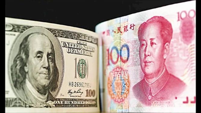 Trung Quốc phá giá đồng Nhân dân tệ, Mỹ tuyên bố Trung Quốc là quốc gia thao túng tiền tệ - cuộc thương chiến Mỹ - Trung bắt đầu tăng nhiệt ảnh 1