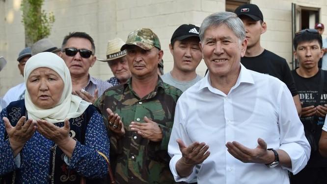 Kyrgyzstan – bắt hụt cựu tổng thống Atambayev, 36 người thương vong ảnh 1