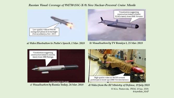 Nga thừa nhận: 5 người chết do nổ tên lửa hành trình động cơ hạt nhân ảnh 2