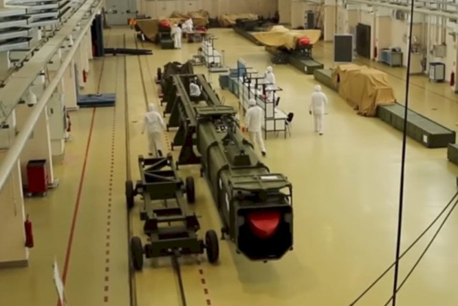 """Giải mã loại tên lửa hành trình 9M370 Burevestnik - """"vũ khí ngày tận thế"""" của Nga ảnh 1"""