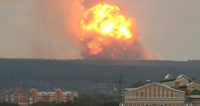 """Giải mã loại tên lửa hành trình 9M370 Burevestnik - """"vũ khí ngày tận thế"""" của Nga ảnh 4"""