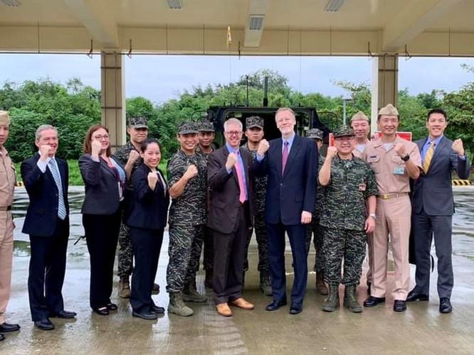 Mỹ tăng cường quan hệ quân sự với Đài Loan, Trung Quốc đối phó như thế nào? ảnh 2