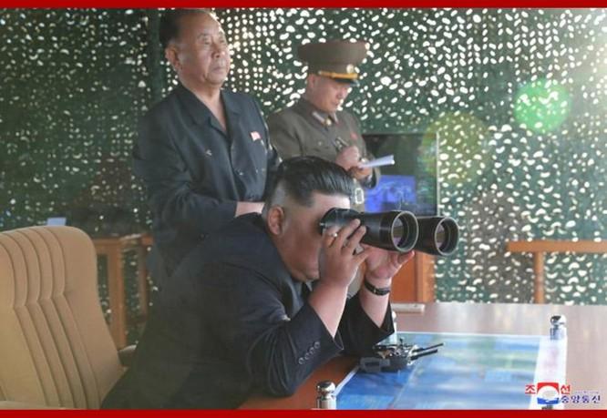 Giải mã vụ thử nghiệm vũ khí mới bí ẩn của Triều Tiên hôm 24/8 ảnh 1