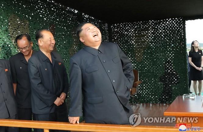 Giải mã vụ thử nghiệm vũ khí mới bí ẩn của Triều Tiên hôm 24/8 ảnh 4
