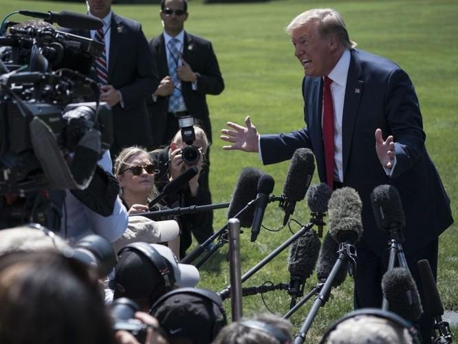 Trump nói Trung Quốc gọi điện muốn quay lại bàn đàm phán nhưng Bắc Kinh lại tuyên bố khác ảnh 2