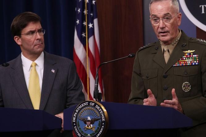 Bộ trưởng Quốc phòng Mỹ Mark Esper: Trung Quốc đang cố tình phá hoại sự ổn định khu vực ảnh 1
