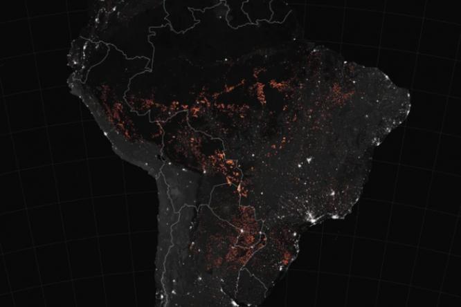 """Trung Quốc kêu oan khi bị truyền thông phương Tây tố """"góp lửa"""" vào thảm họa cháy rừng Amazon ảnh 2"""
