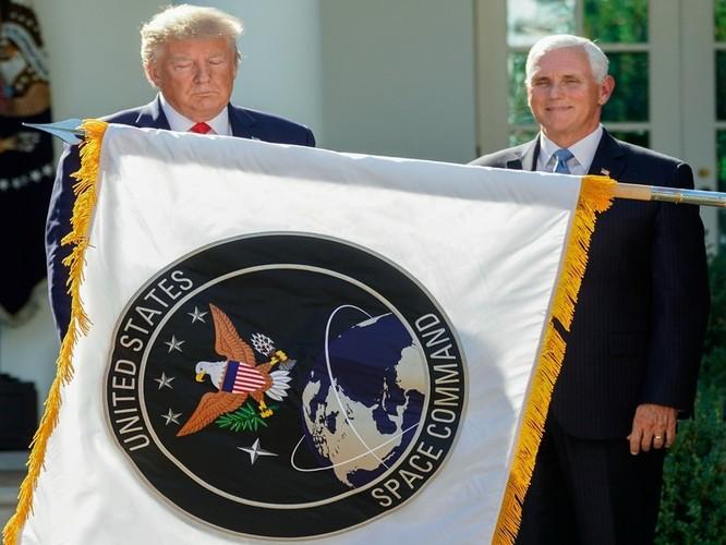 Mỹ thành lập Bộ Tư lệnh Vũ trụ nhằm đối phó Trung Quốc và Nga ảnh 2