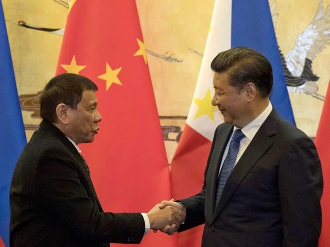 Hợp tác khai thác chung dầu khí trên Biển Đông: Trung Quốc sốt sắng, Philippines thờ ơ ảnh 1