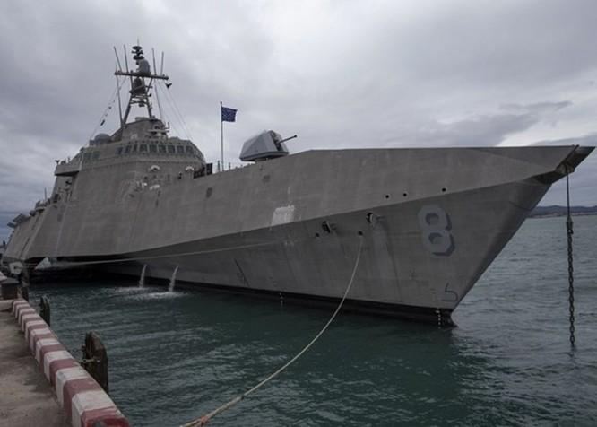 Hải quân Mỹ và 10 nước ASEAN bắt đầu cuộc tập trận chung đầu tiên ảnh 1