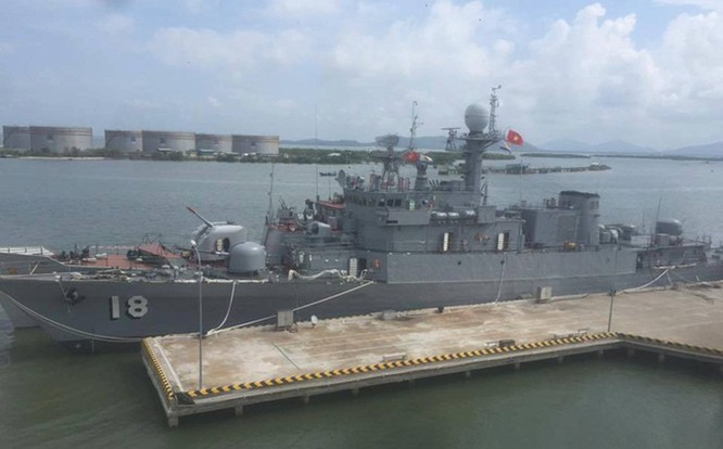 Hải quân Mỹ và 10 nước ASEAN bắt đầu cuộc tập trận chung đầu tiên ảnh 2