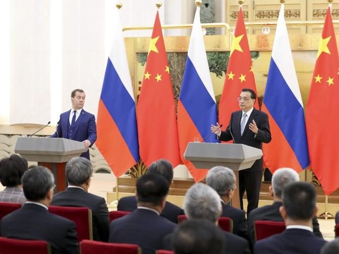 Thương chiến Mỹ - Trung gia tăng, Nga thừa cơ chiếm lĩnh thị trường Trung Quốc ảnh 1