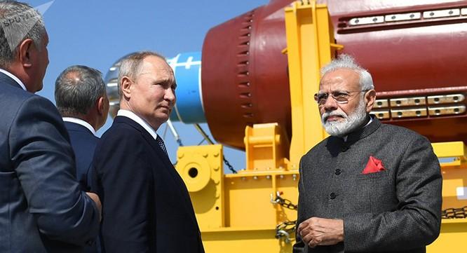 Vì sao Ấn Độ năm qua đã bỏ ra 14.5 tỷ USD để mua vũ khí Nga? ảnh 4