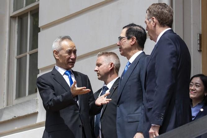 Đàm phán thương mại Mỹ - Trung hoãn tới tháng 10 do bất đồng ảnh 2