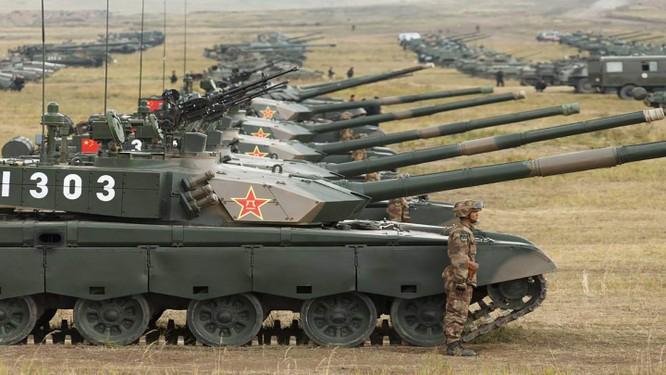 """Quân đội Trung Quốc tới Nga tham gia cuộc tập trận lớn """"Trung tâm – 2019"""" ảnh 3"""