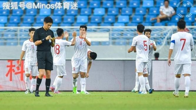 Dư luận Trung Quốc nổi sóng vì đội tuyển Olympic Trung Quốc thua trắng đội U22 Việt Nam ảnh 6