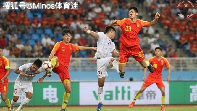 Dư luận Trung Quốc nổi sóng vì đội tuyển Olympic Trung Quốc thua trắng đội U22 Việt Nam ảnh 4