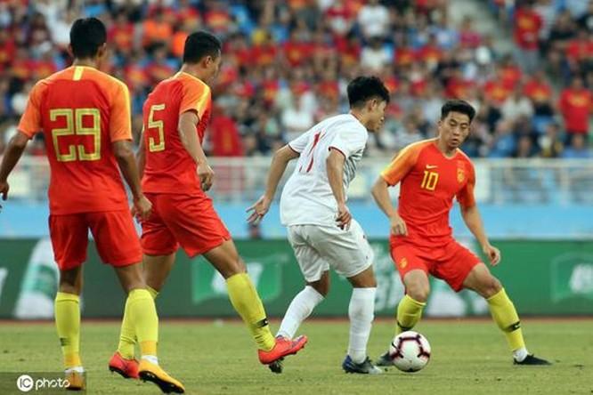 Dư luận Trung Quốc nổi sóng vì đội tuyển Olympic Trung Quốc thua trắng đội U22 Việt Nam ảnh 7