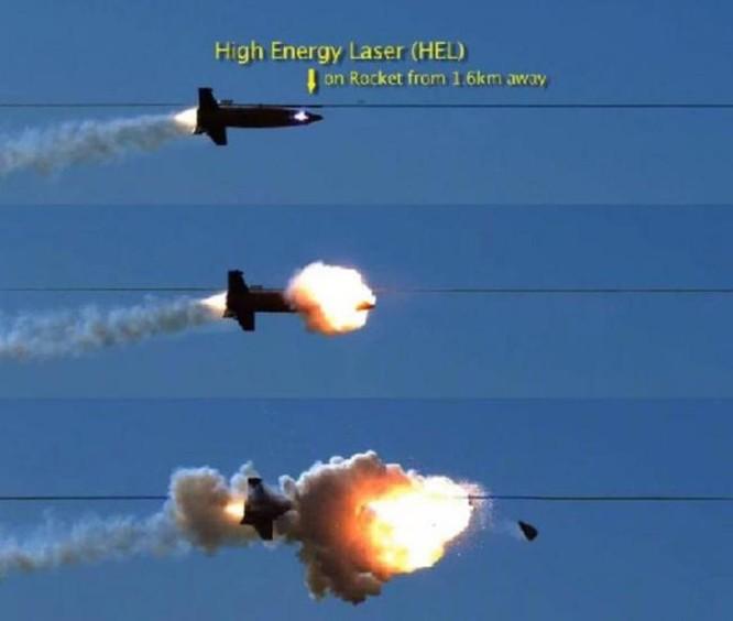Trung Quốc lặng lẽ nghiên cứu, phát triển vũ khí laser cường độ mạnh ảnh 2