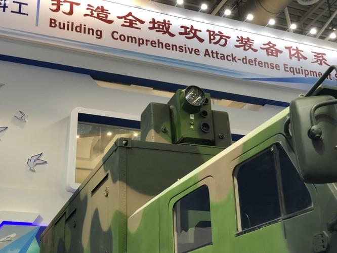 Trung Quốc lặng lẽ nghiên cứu, phát triển vũ khí laser cường độ mạnh ảnh 3