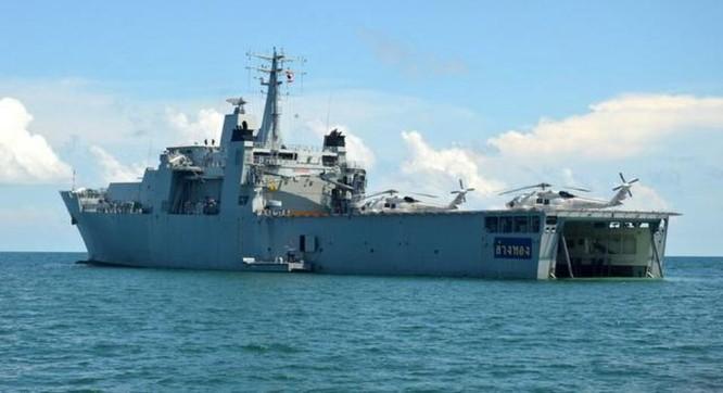 Mua tàu đổ bộ hạng khủng giá 130 triệu USD, quan hệ quân sự Thái Lan - Trung Quốc ngày càng gắn bó ảnh 1