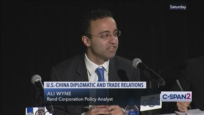 Học giả Mỹ: Hai nước Mỹ - Trung đã bắt đầu cuộc Chiến tranh Lạnh lần hai ảnh 2