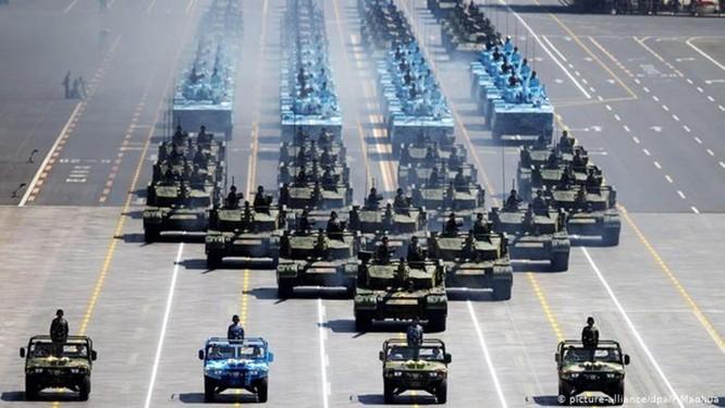 Xung quanh việc Trung Quốc tổ chức diễu binh kỷ niệm 70 năm Quốc khánh lớn chưa từng thấy ảnh 3
