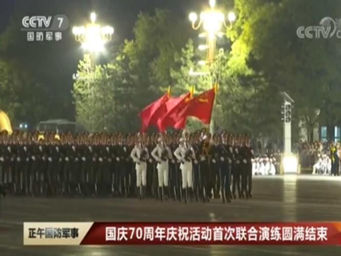 Xung quanh việc Trung Quốc tổ chức diễu binh kỷ niệm 70 năm Quốc khánh lớn chưa từng thấy ảnh 1