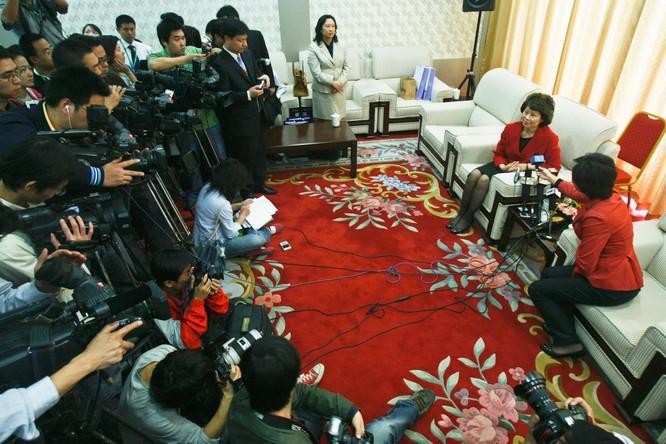 Nữ Bộ trưởng Giao thông Mỹ gốc Hoa Elaine Chao bị điều tra vì thông đồng với Trung Quốc và mưu lợi riêng ảnh 5