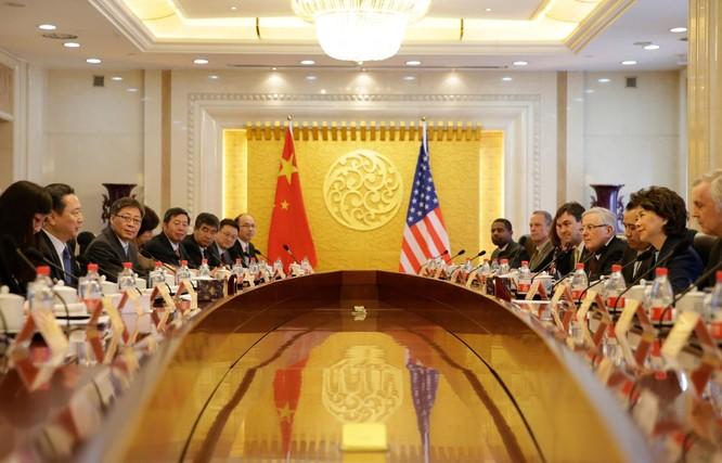 Nữ Bộ trưởng Giao thông Mỹ gốc Hoa Elaine Chao bị điều tra vì thông đồng với Trung Quốc và mưu lợi riêng ảnh 3
