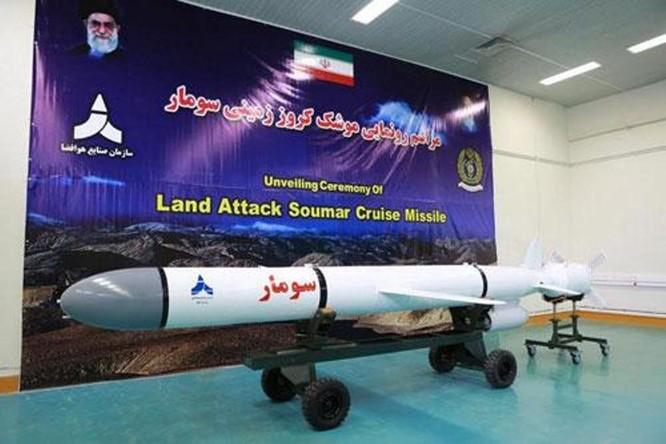 Từ vụ Global Hawk RQ-4 bị bắn hạ đến mỏ dầu Ả rập Saudi bị tấn công, Mỹ bất ngờ trước tên lửa Iran ảnh 5