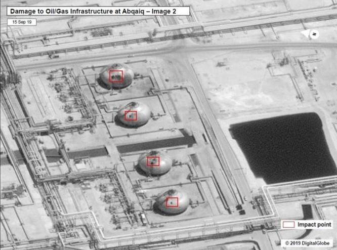 Từ vụ Global Hawk RQ-4 bị bắn hạ đến mỏ dầu Ả rập Saudi bị tấn công, Mỹ bất ngờ trước tên lửa Iran ảnh 2