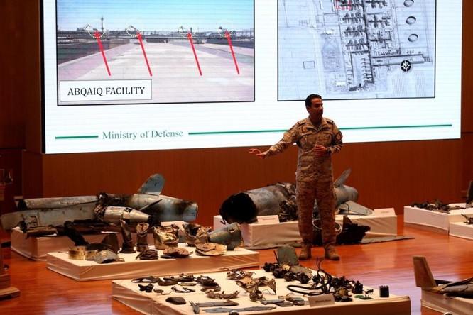 Từ vụ Global Hawk RQ-4 bị bắn hạ đến mỏ dầu Ả rập Saudi bị tấn công, Mỹ bất ngờ trước tên lửa Iran ảnh 1