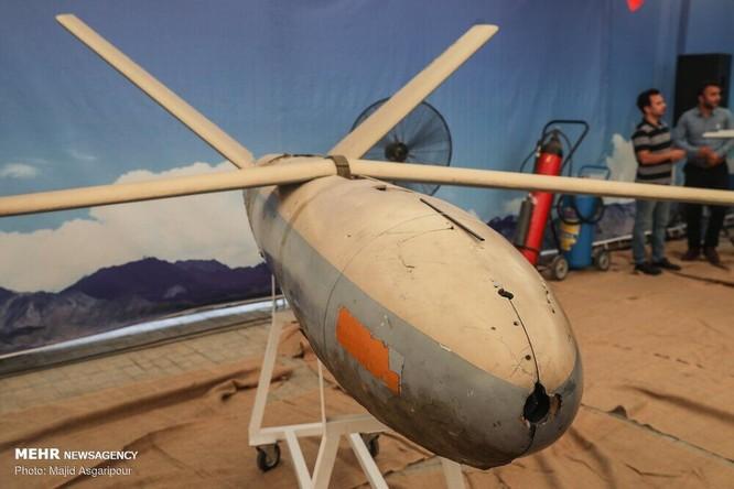 """Cho trưng bày các loại máy bay không người lái Mỹ và Israel bị bắn hạ, Iran """"bắn"""" thông điệp gì? ảnh 6"""