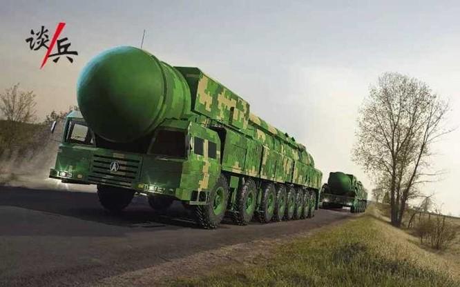 SCMP: Trung Quốc mượn diễu binh Quốc khánh để phô trương sức mạnh hạt nhân và gửi tín hiệu đến Mỹ ảnh 2