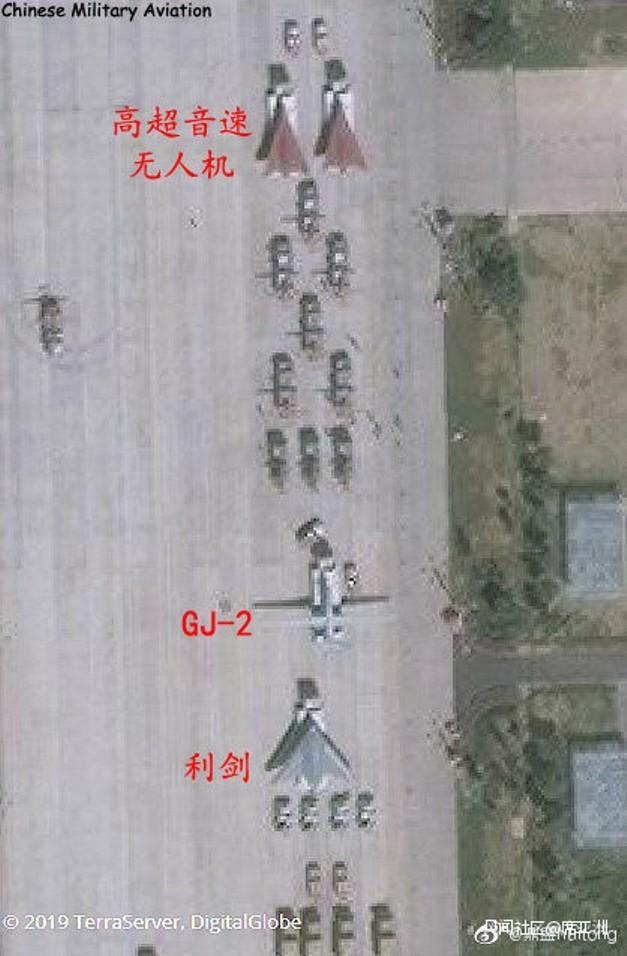 Trung Quốc đã vượt lên các nước về công nghệ máy bay không người lái quân sự? ảnh 1