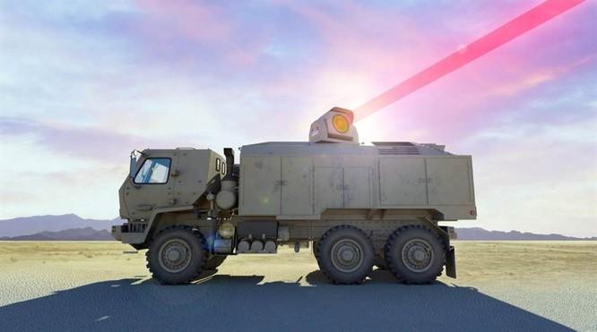 Quân đội Mỹ triển khai hệ thống vũ khí vi sóng chống máy bay không người lái ảnh 3
