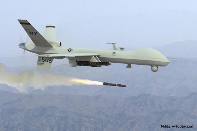 Quân đội Mỹ triển khai hệ thống vũ khí vi sóng chống máy bay không người lái ảnh 2