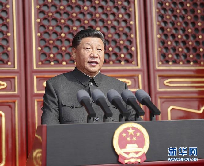 """Trung Quốc đã """"khoe"""" những gì trong cuộc diễu binh, diễu hành lớn nhất lịch sử? ảnh 1"""