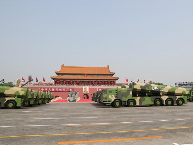 """Trung Quốc đã """"khoe"""" những gì trong cuộc diễu binh, diễu hành lớn nhất lịch sử? ảnh 8"""