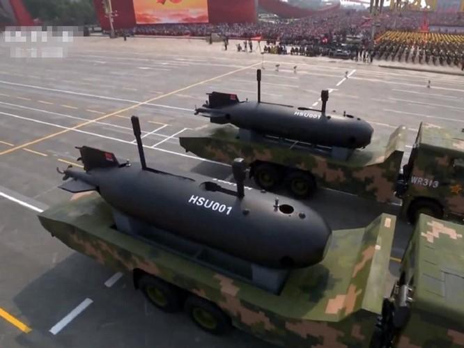 """Trung Quốc đã """"khoe"""" những gì trong cuộc diễu binh, diễu hành lớn nhất lịch sử? ảnh 7"""