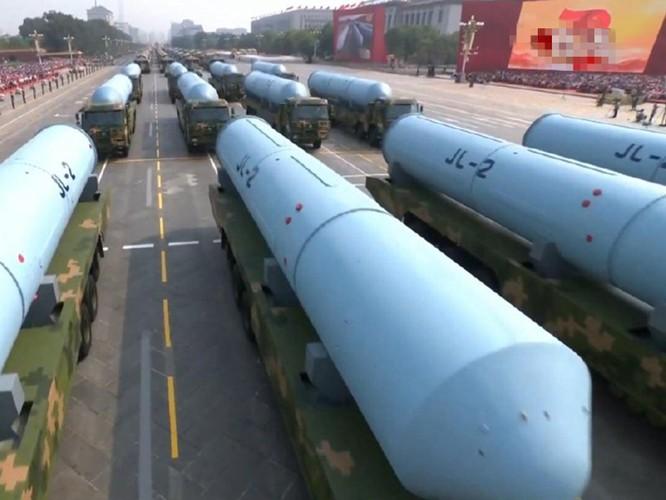 """Trung Quốc đã """"khoe"""" những gì trong cuộc diễu binh, diễu hành lớn nhất lịch sử? ảnh 10"""