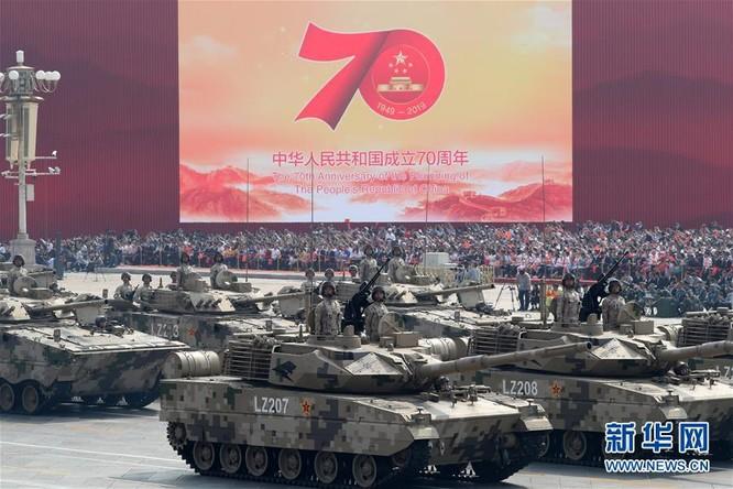 """Trung Quốc đã """"khoe"""" những gì trong cuộc diễu binh, diễu hành lớn nhất lịch sử? ảnh 4"""