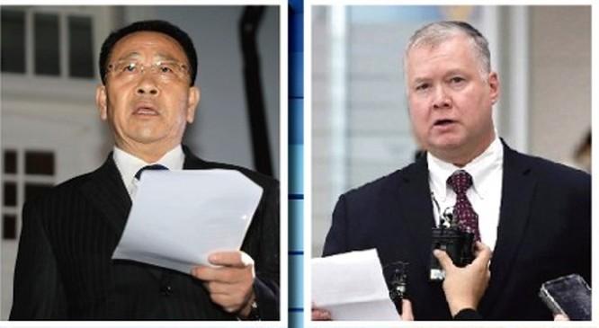 Đàm phán Mỹ - Triều Tiên ở Thụy Điển kết thúc: Ông nói gà, bà nói vịt ảnh 3