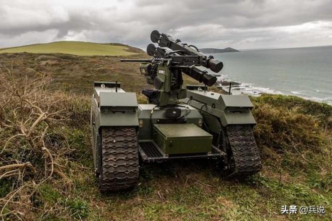 Người máy tác chiến – nhân vật chính trên chiến trường tương lai ảnh 4