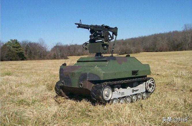 Người máy tác chiến – nhân vật chính trên chiến trường tương lai ảnh 2