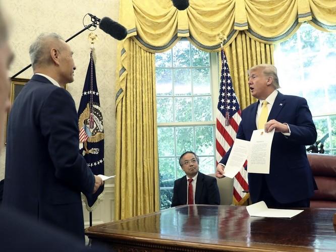 Bên nào đã giành lợi thế qua vòng 13 đàm phán thương mại Mỹ - Trung? ảnh 3