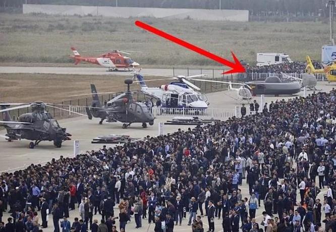 """Giải mã trực thăng hình """"Đĩa bay"""" bí ẩn đang gây sốt của Trung Quốc ảnh 1"""